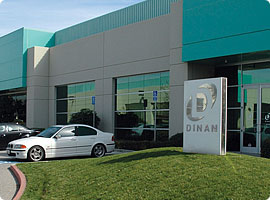 Dinan Service Centers 3 South Bay Locations to Serve BMW Owners